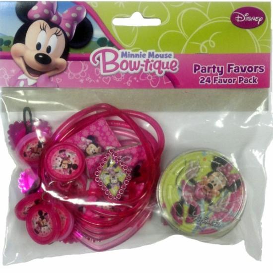Minnie Mouse Grabbelton Cadeautjes 24 Stuks Thermo ondergoedwinkel kopen