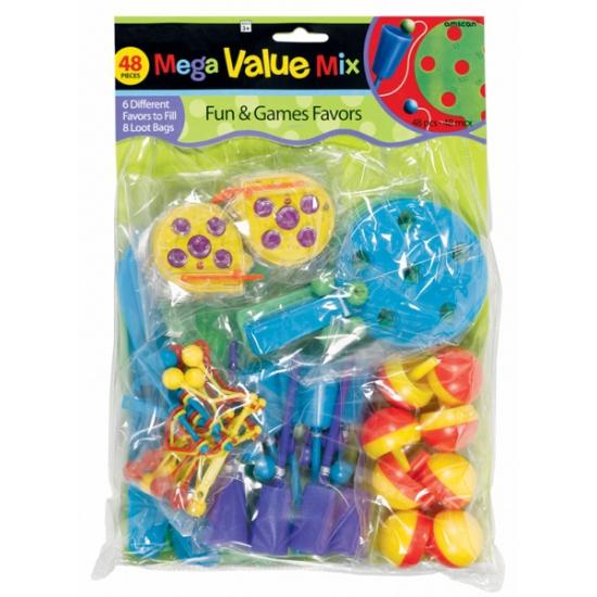 Speelgoed Grabbelton Cadeautjes 48 Stuks Thermo ondergoedwinkel kopen