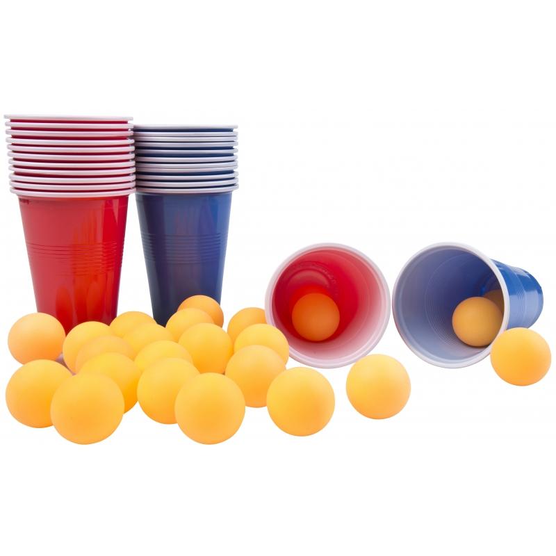Beer Pong spel 48 delig