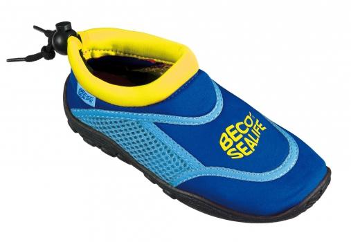 Blauwe waterschoenen voor jongens