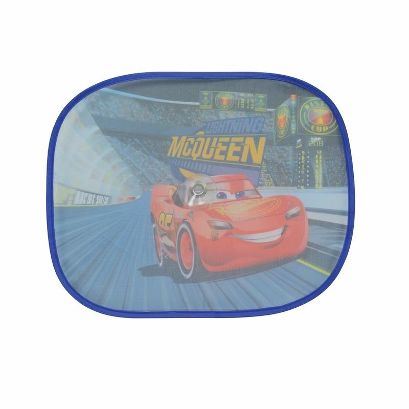 Cars McQueen auto zonneschermen 2 stuks