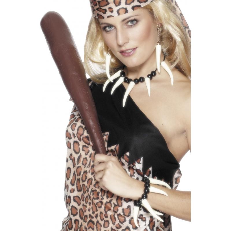 Cavewoman verkleedsetje