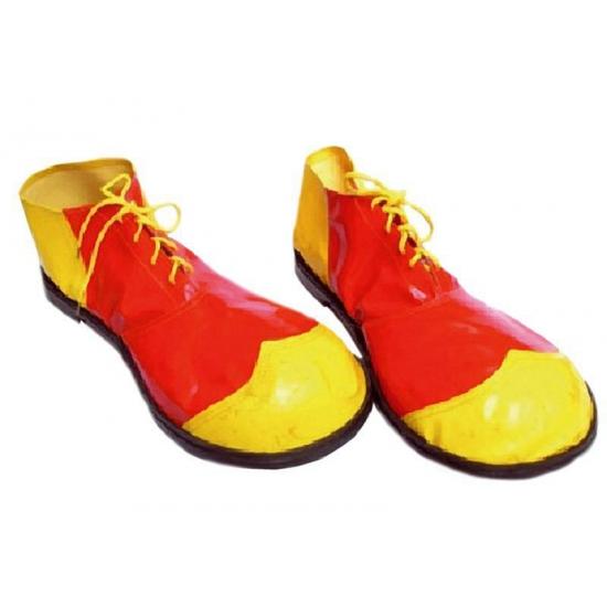 /kado--gadgets/speelgoed-cartoon-pluche/speelgoed-kados/verkleedkleding/verkleed-accessoires/schoenen-laarzen/clowns-schoenen