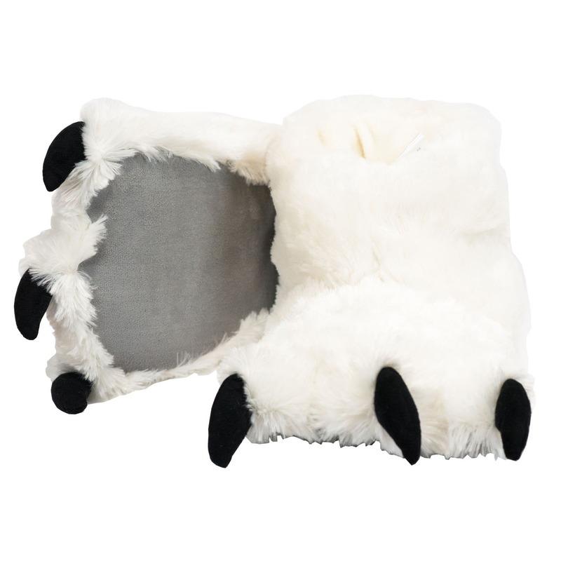 9450845cdc2 Dierenpoot pantoffels ijsbeer voor dames online bestellen in de ...
