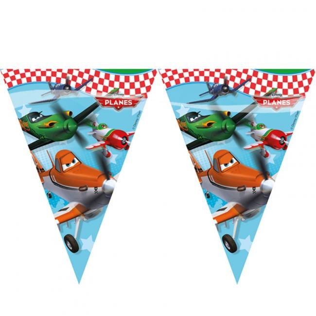 Disney Planes vlaggenlijn 2,3 meter