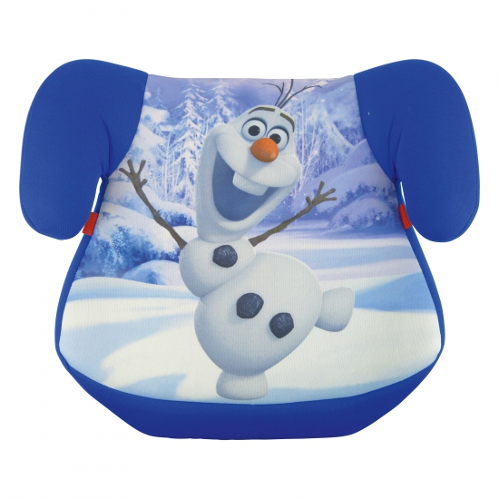 Frozen Olaf auto stoelverhoger