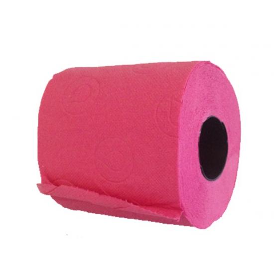 Fuchsia toiletpapier