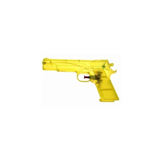Waterspeelgoed Geen Geel speelgoed waterpistool 20 cm