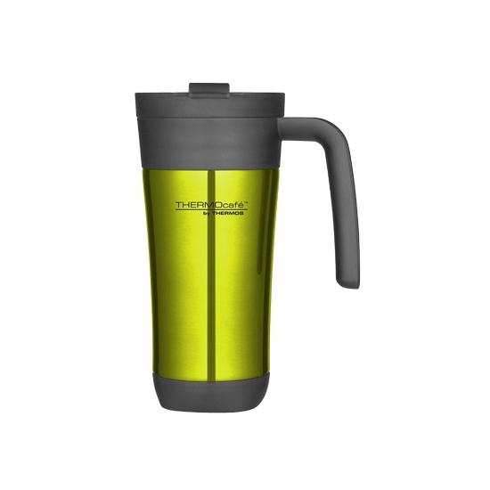Groene thermosbeker 425 ml