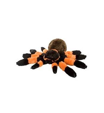 Halloween Pluche Tarantula spin 30 cm