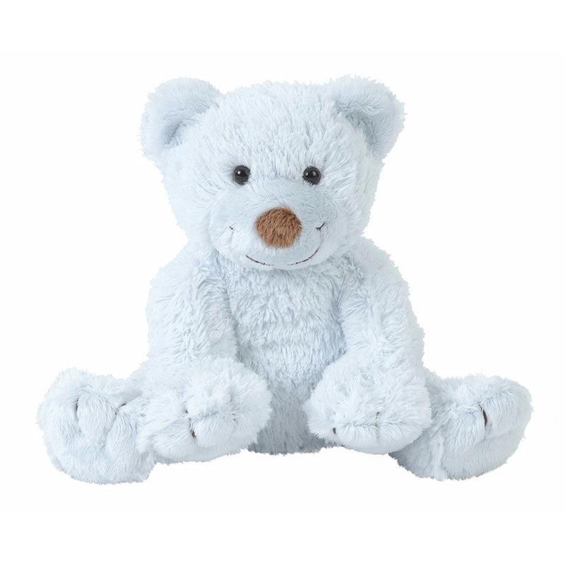 Happy Horse blauw pluche knuffelbeer Boogy 24 cm Happy Horse goedkoop online kopen