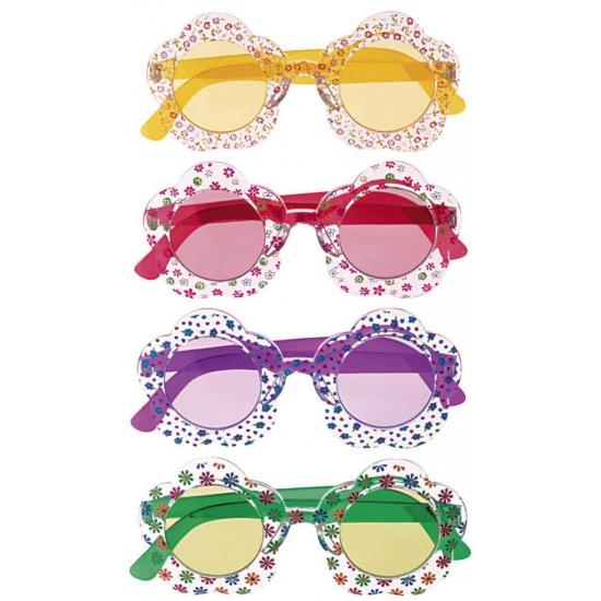 Hippie bril voor volwassenen