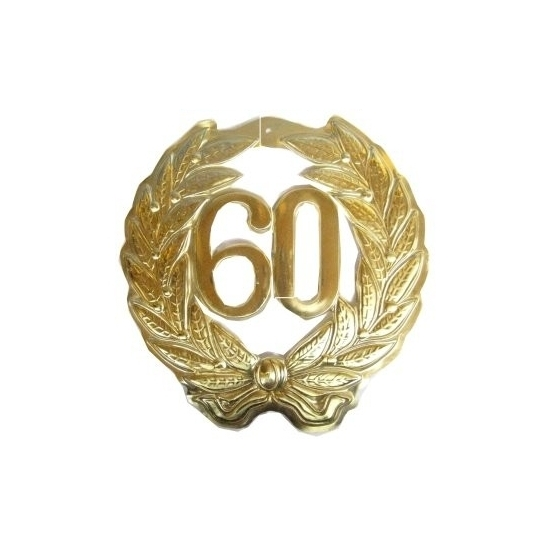 Jubileum krans 60 jaar
