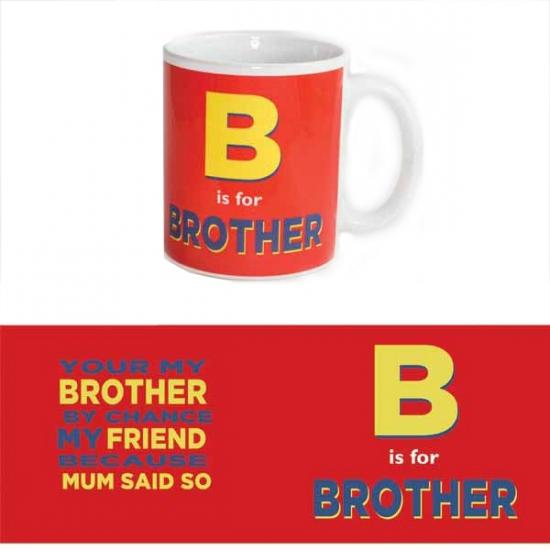 Koffie mok Brother