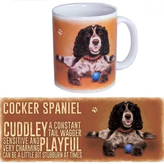 Koffie mok Cocker Spaniel
