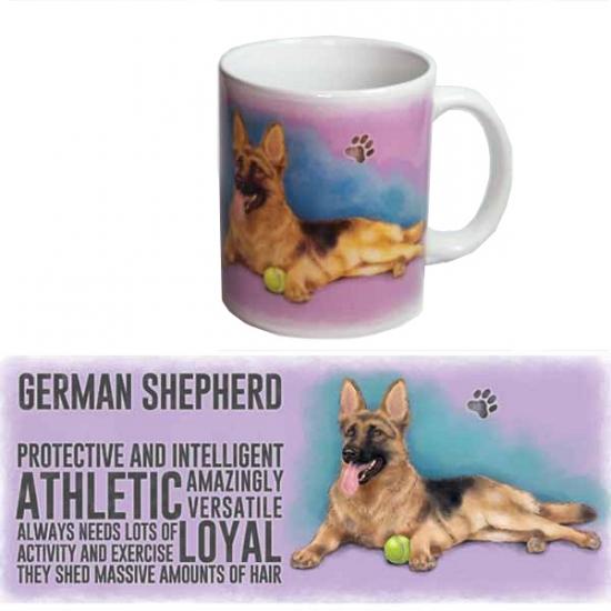 Koffie mok Duitse Herder