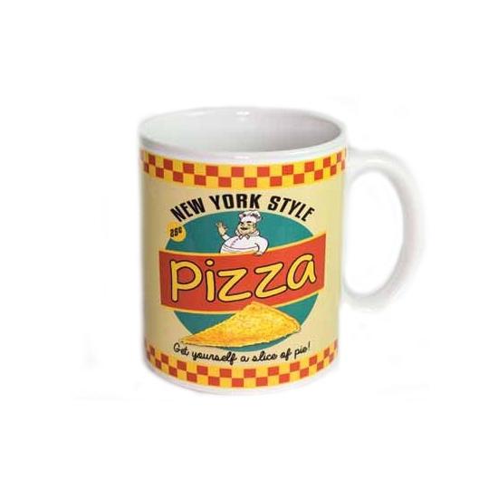 Koffie mok Pizza