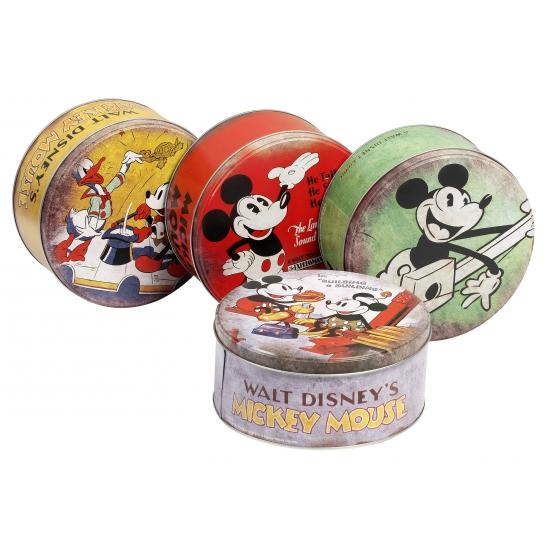 Mickey Mouse bewaarblik groen