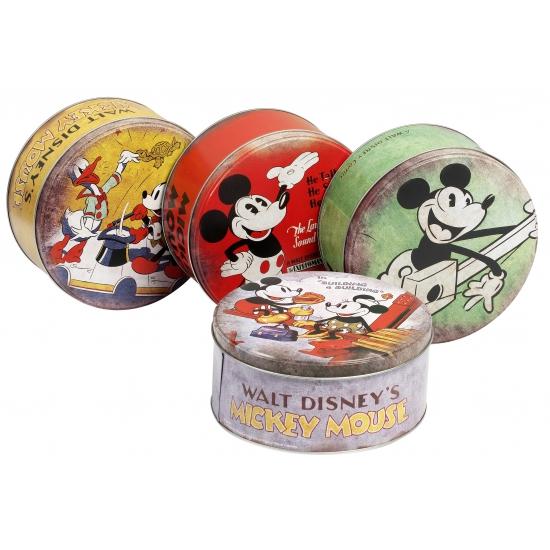 Mickey Mouse bewaarblik rood