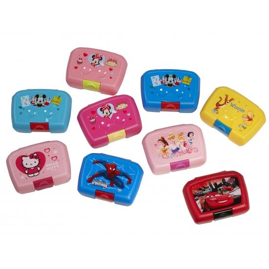 Minnie Mouse lunchbox roze 18 x 12 cm