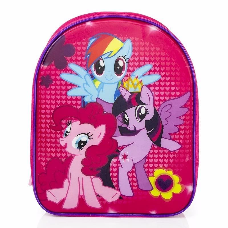 46174c8b422 My Little Pony rugtas holografisch online bestellen in de Thermo ...
