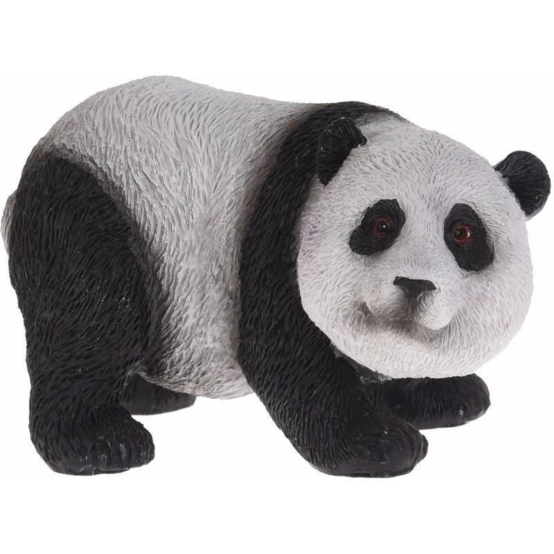 Panda beeldje 11 cm type 1