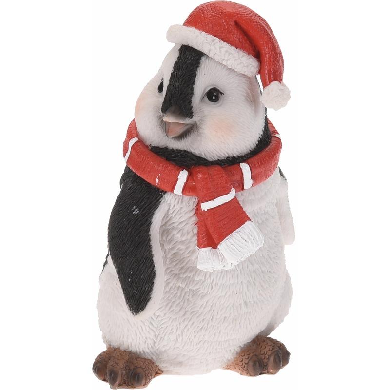 Pinguin beeldje 10 cm type 1