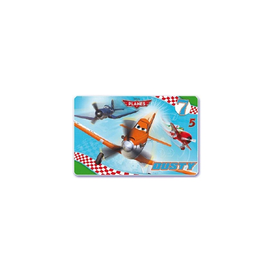 Placemat Disney Planes 3D 55 x 35 cm Disney te koop