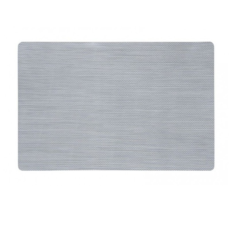 Placemat zilver 43 x 28 cm Geen Keuken