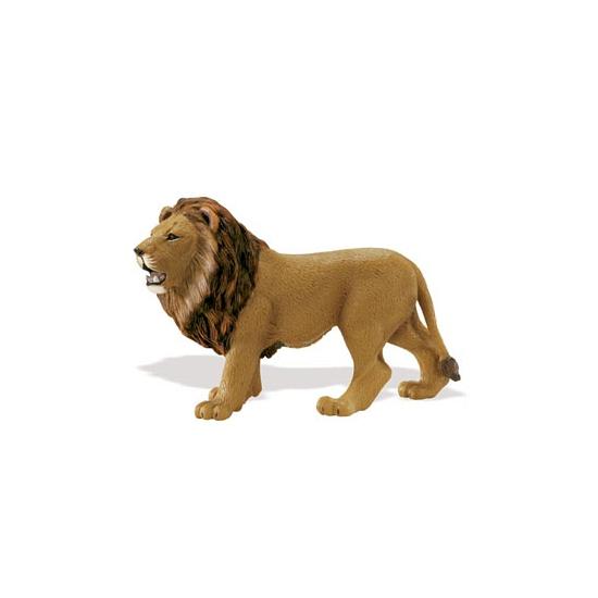 Speelfiguren sets Plastic speelgoed leeuw 14 cm