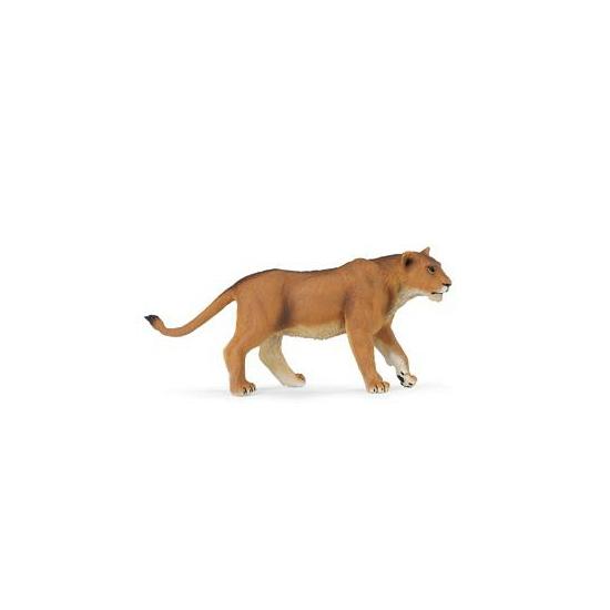 Speelfiguren sets Geen Plastic speelgoed leeuwin 16 cm