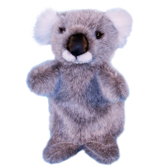Pluche koala handpop 28 cm