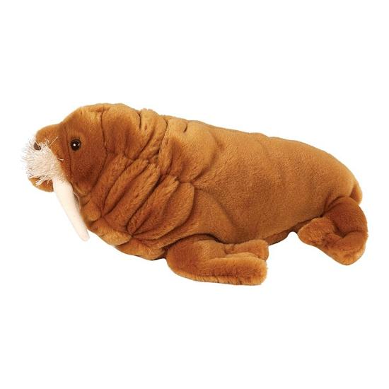 Pluche walrus knuffel 30 cm