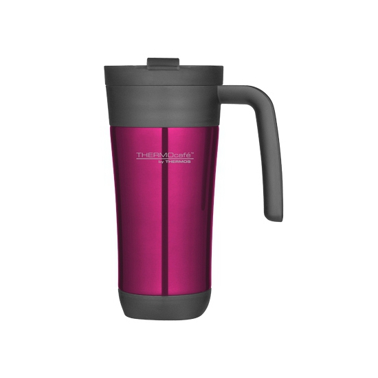 Roze thermosbeker 425 ml