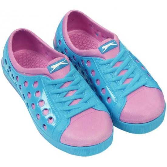 Slazenger waterschoenen voor dames blauw-roze