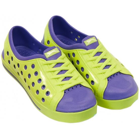 Slazenger waterschoenen voor dames lime-paars
