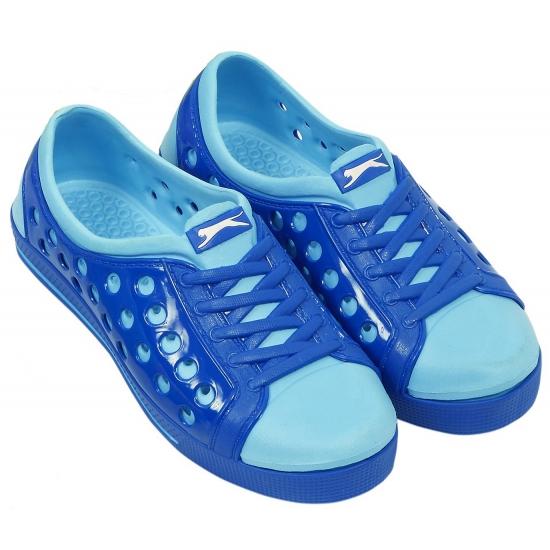 Slazenger waterschoenen voor meisjes kobalt-lichtblauw