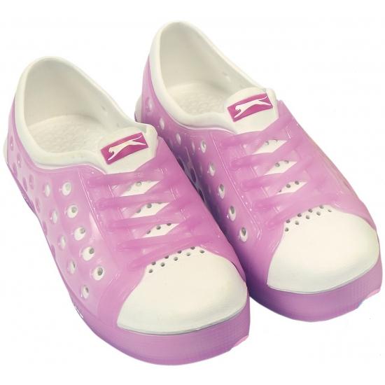 Slazenger waterschoenen voor meisjes roze-wit