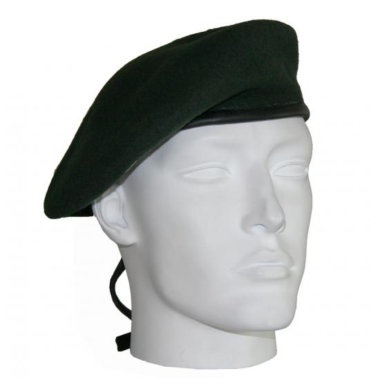 Soldaten baret donkergroen