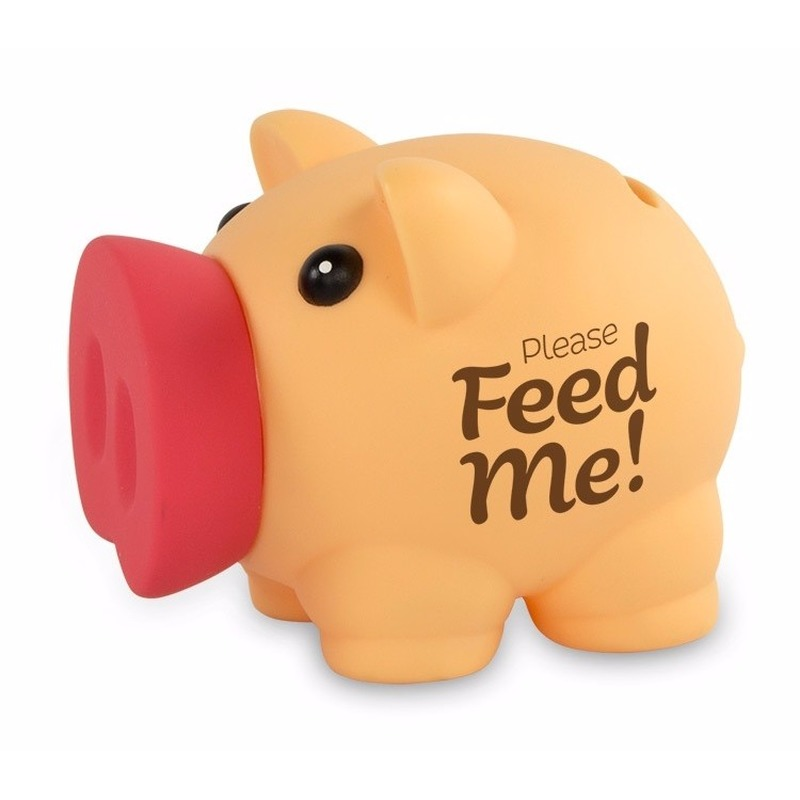 Spaarvarken please feed me