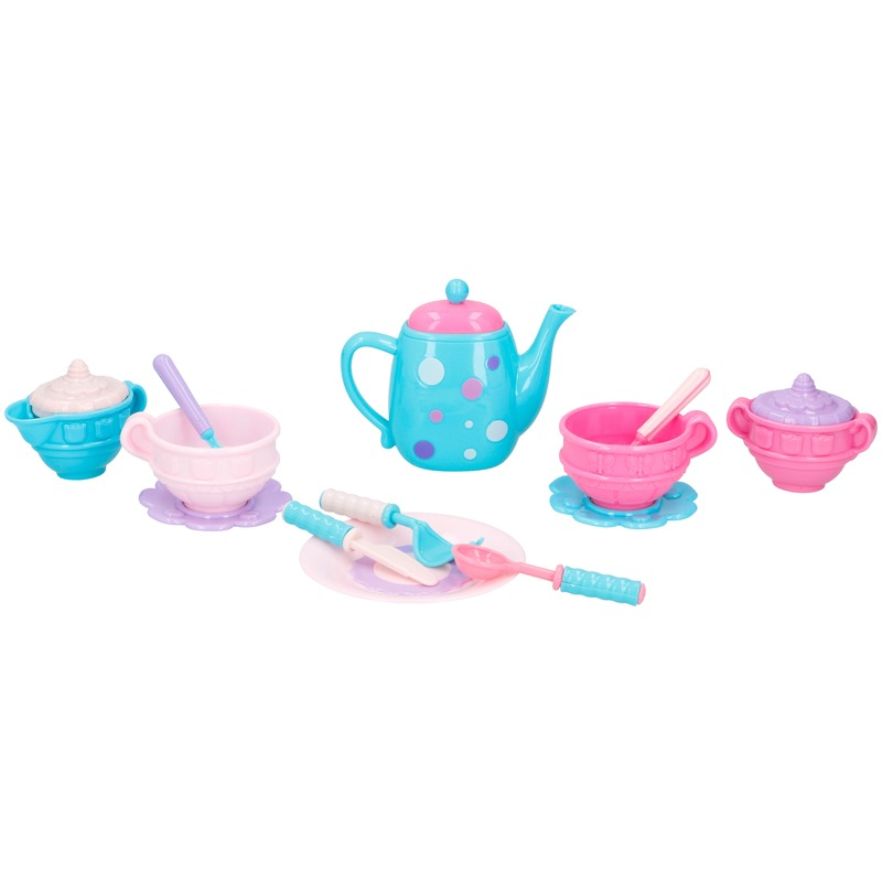Speelgoed theeservies set 16 delig type 1 Geen Speelgoed diversen