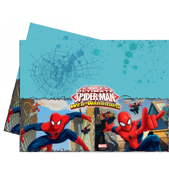 Spiderman tafelkleed Warriors 120 x 180 cm Marvel Beste kwaliteit