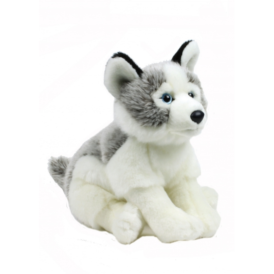 WNF pluche husky knuffel 38 cm