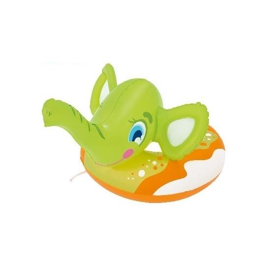 Zwemband olifant groen